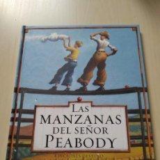 Libros de segunda mano: LAS MANZANAS DEL SEÑOR PEABOBY - MADONNA. EDICIONES DESTINO. DESCATALOGADO.. Lote 200089671