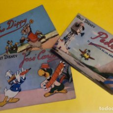 Libros de segunda mano: WALT DISNEY PRODUCTIONS 1944. Lote 200393993