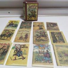 Libri di seconda mano: LOS CUENTOS DE CALLEJA , 12 MINI CUENTOS DE ORIENTE , TITULOS EN FOTOSS. Lote 200594710