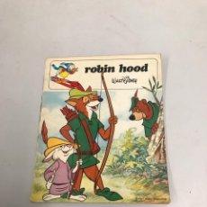 Libros de segunda mano: ROBIN HOOD. Lote 201173850
