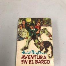 Libros de segunda mano: AVENTURA EN EL BARCO. Lote 201275948
