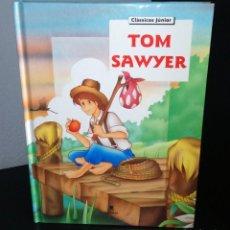Libros de segunda mano: TOM SAWYER DE MARK TWAIN . Lote 201558805