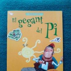 Libros de segunda mano: RONDALLES I CONTES - EL GEGANT DEL PI - SUSAETA. Lote 201676955