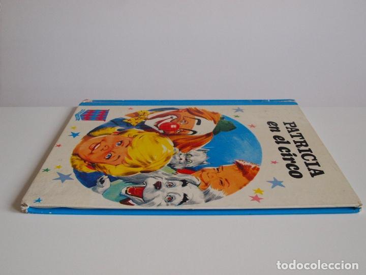 Libros de segunda mano: PATRICIA EN EL CIRCO - COLECCIÓN ROJO Y AZUL - EDITORIAL SUSAETA 1969 - Foto 8 - 202367938