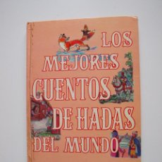 Livros em segunda mão: LOS MEJORES CUENTOS DE HADAS DEL MUNDO - TOMO 1 - SELECCIONES DE READER' S DIGEST - MÉJICO 1970. Lote 202802118