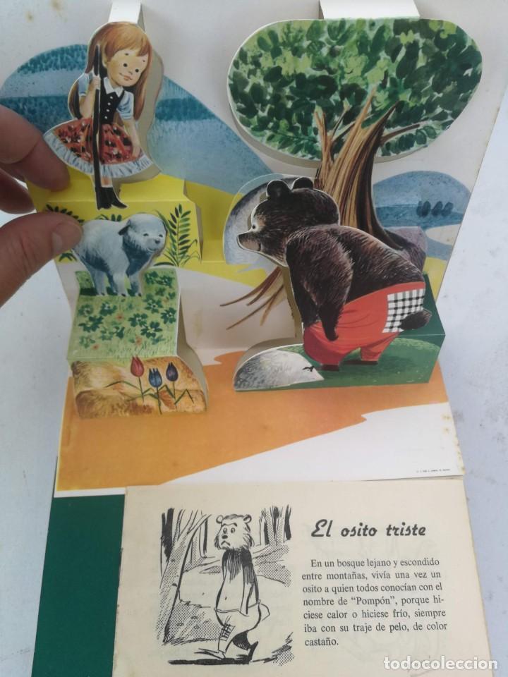 Libros de segunda mano: ANTIGUO Y PRECIOSO CUENTO EL OSITO TRISTE - COLECCION BUHITO - 1962 - EDICIONES GAISA - EN BUEN ESTA - Foto 2 - 203073631