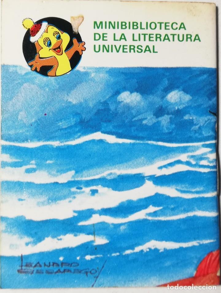 Libros de segunda mano: MINI CUENTO EL BUQUE FANTASMA . BIBLIOTECA UNIVERSAL - Foto 2 - 203168430