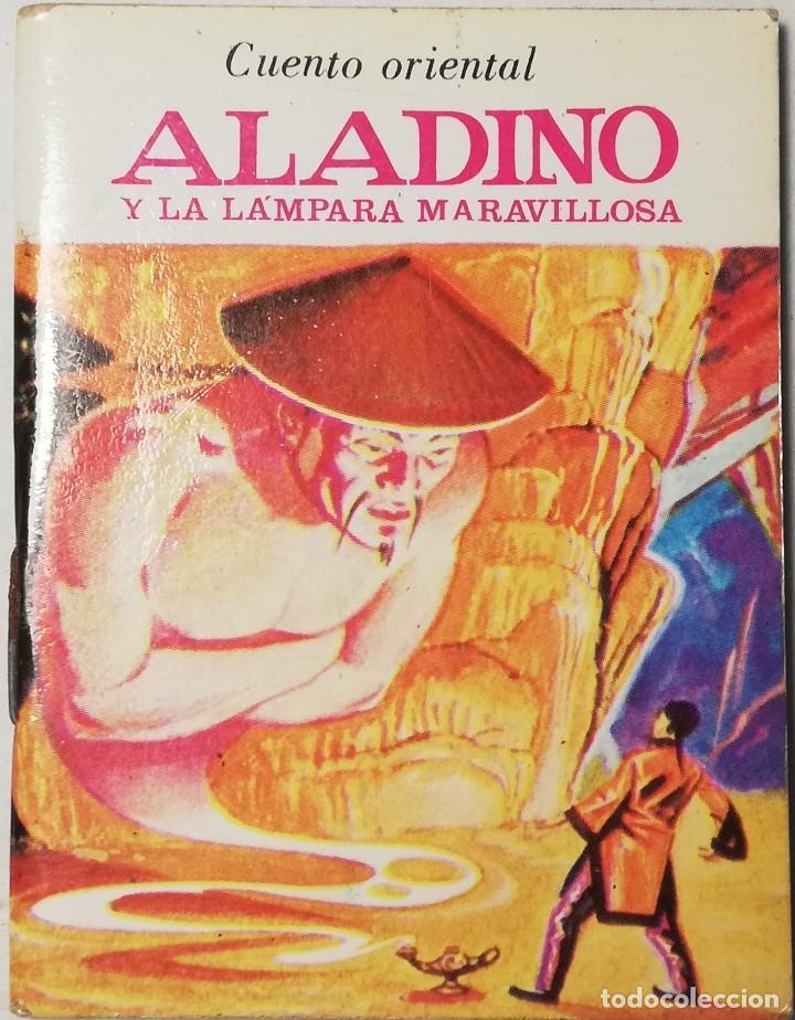 MINI CUENTO ALADINO. BIBLIOTECA UNIVERSAL (Libros de Segunda Mano - Literatura Infantil y Juvenil - Cuentos)