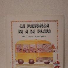 Libri di seconda mano: LIBRO - LA PANDILLA VA A LA PLAYA - INFANTIL - COMPANY MERCÈ - CAPDEVILA ROSER. Lote 203205398