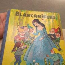 Libros de segunda mano: CUENTO BLANCANIEVES N°11 - 1966 - EDITORIAL ROMA - LEER DESCRIPCIÓN -. Lote 186262716