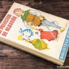 Libros de segunda mano: LA PRINCESA DE ALGODON, BIBLIOTECA PITUSA, ILUSTRACIONES DE FERRANDIZ, (EDCIONES HYMSA).. Lote 203402166