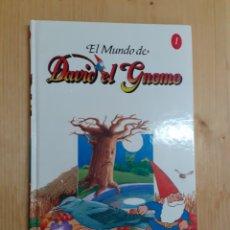 Libros de segunda mano: LIBRO, EL MUNDO DE DAVID EL GNOMO,AÑO 94. Lote 203512913
