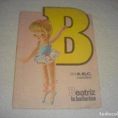 Libros de segunda mano: BEATRIZ LA BAILARINA. MI A B C MARAVILLOSO N. 2 . ED. SEMIC. Lote 204214937