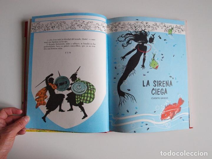 Libros de segunda mano: CUENTOS DE TODO EL MUNDO ILUSTRADOS POR MARÍA PASCUAL - EUROPA, TOMO SEGUNDO -TORAY 1975 - CON CAJA - Foto 5 - 204219548