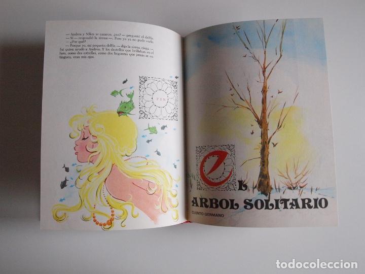 Libros de segunda mano: CUENTOS DE TODO EL MUNDO ILUSTRADOS POR MARÍA PASCUAL - EUROPA, TOMO SEGUNDO -TORAY 1975 - CON CAJA - Foto 6 - 204219548