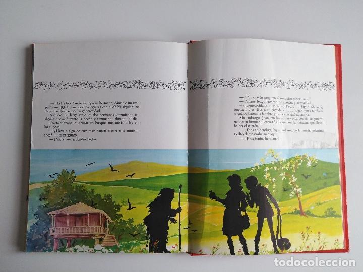 Libros de segunda mano: CUENTOS DE TODO EL MUNDO ILUSTRADOS POR MARÍA PASCUAL - EUROPA, TOMO SEGUNDO -TORAY 1975 - CON CAJA - Foto 8 - 204219548