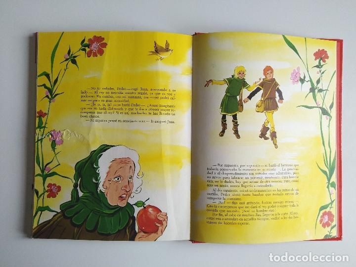Libros de segunda mano: CUENTOS DE TODO EL MUNDO ILUSTRADOS POR MARÍA PASCUAL - EUROPA, TOMO SEGUNDO -TORAY 1975 - CON CAJA - Foto 10 - 204219548