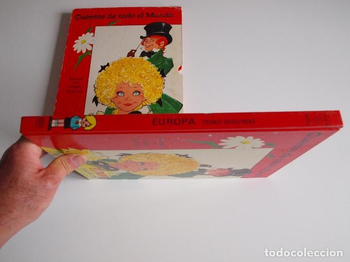 Libros de segunda mano: CUENTOS DE TODO EL MUNDO ILUSTRADOS POR MARÍA PASCUAL - EUROPA, TOMO SEGUNDO -TORAY 1975 - CON CAJA - Foto 15 - 204219548