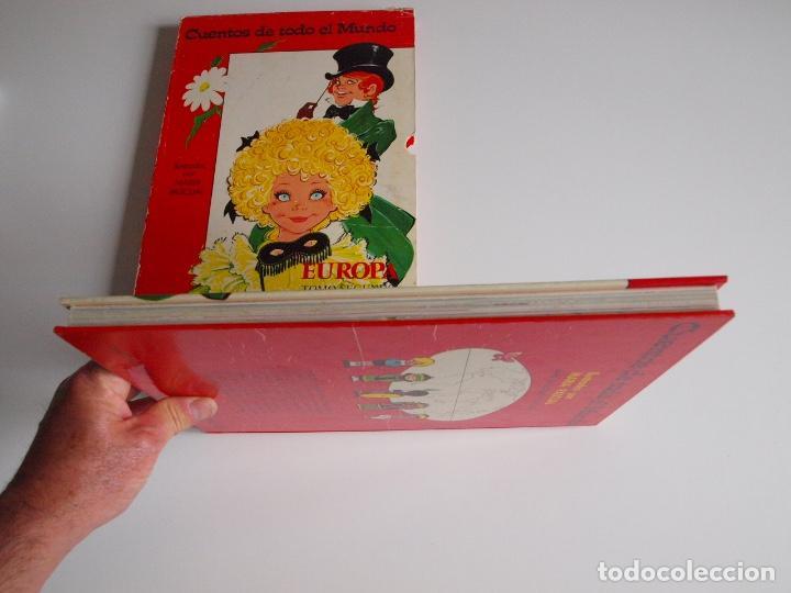 Libros de segunda mano: CUENTOS DE TODO EL MUNDO ILUSTRADOS POR MARÍA PASCUAL - EUROPA, TOMO SEGUNDO -TORAY 1975 - CON CAJA - Foto 16 - 204219548