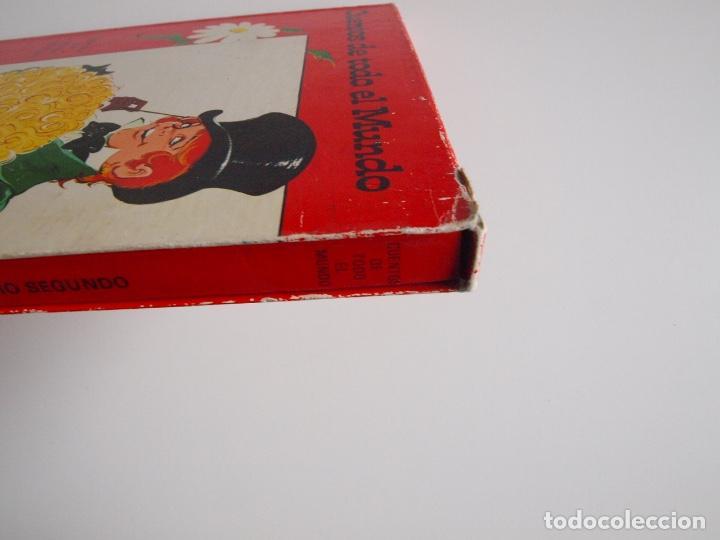 Libros de segunda mano: CUENTOS DE TODO EL MUNDO ILUSTRADOS POR MARÍA PASCUAL - EUROPA, TOMO SEGUNDO -TORAY 1975 - CON CAJA - Foto 19 - 204219548