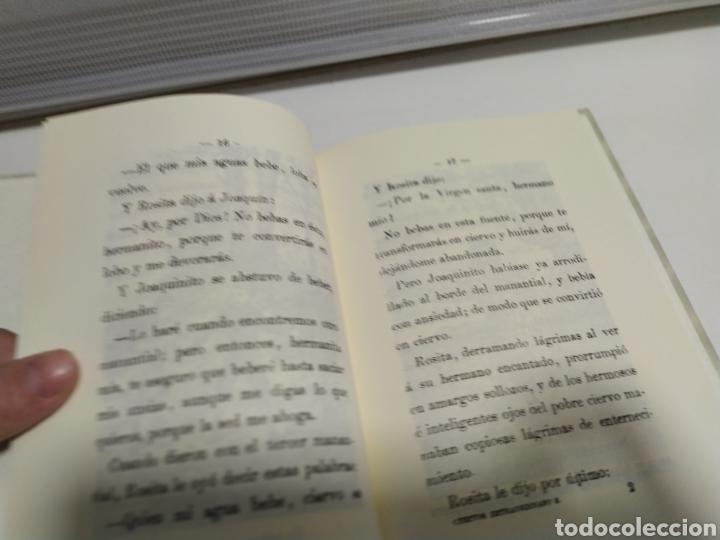 Libros de segunda mano: CUENTOS EXTRAORDINARIOS - S. CALLEJA - EDAF - FACSIMIL 2004 - 123 PAGINAS - Foto 5 - 204422481