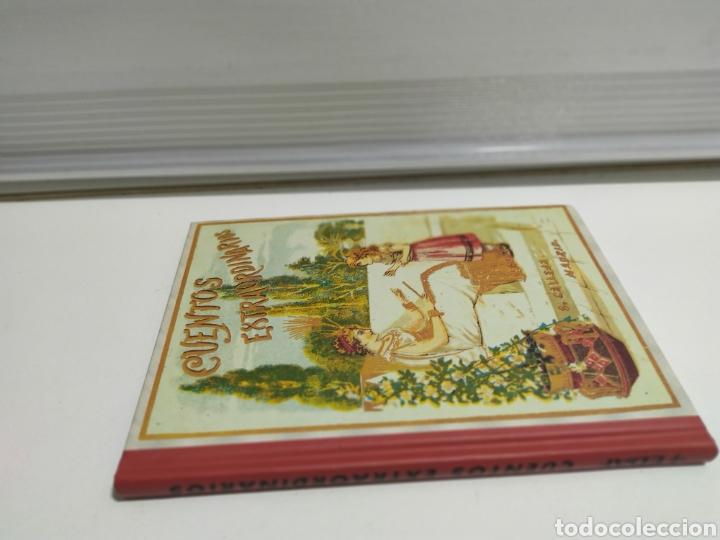 Libros de segunda mano: CUENTOS EXTRAORDINARIOS - S. CALLEJA - EDAF - FACSIMIL 2004 - 123 PAGINAS - Foto 11 - 204422481