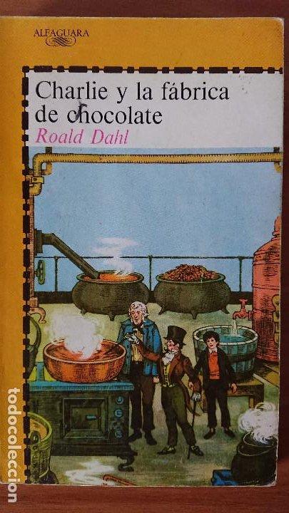 Libros de segunda mano: Una colgada al cuello y otros cuentos ;Charlie y la fábrica de chocolate; El misterio del colegio em - Foto 6 - 204542190