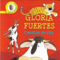 Libros de segunda mano: CUENTOS DE RISA. EL PERRO PICATOSTE - GLORIA FUERTES - SUSAETA EDICIONES, S.A. - 2014.. Lote 204764665