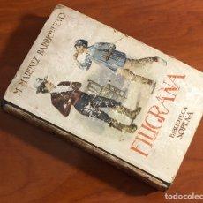 Libros de segunda mano: FILIGRANA, BIBLIOTECA SOPENA, (RAMON SOPENA). Lote 205594873