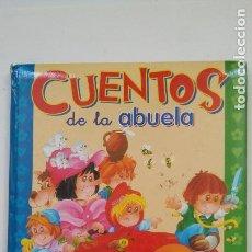Libros de segunda mano: CUENTOS DE LA ABUELA. GRAFALCO. TDK197. Lote 206259041