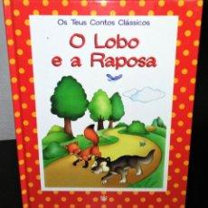 Libros de segunda mano: O LOBO E A RAPOSA. Lote 206294557