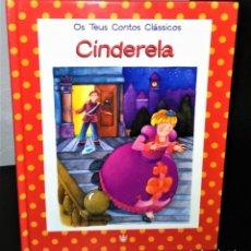 Libros de segunda mano: CINDERELA. Lote 206294602