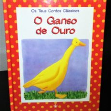 Libros de segunda mano: O GANSO DE OURO. Lote 206294771