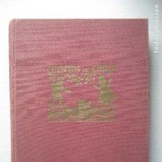 Libros de segunda mano: CUENTOS DE GRIMM-ILUSTRADOS ARTHUR RACKHAM - ED. JUVENTUD 1962 3ª EDICIÓN. Lote 206297440