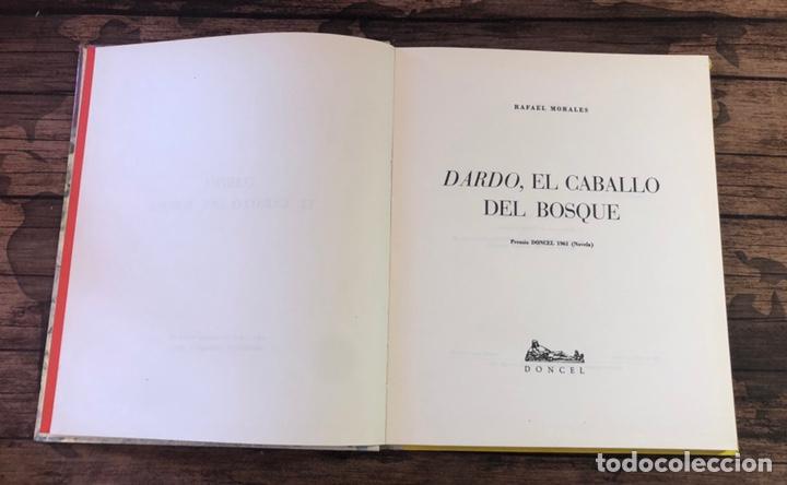 Libros de segunda mano: DARDO EL CABALLO DEL BOSQUE, NUMERO 9, (DONCEL) - Foto 2 - 206320177