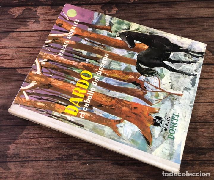 DARDO EL CABALLO DEL BOSQUE, NUMERO 9, (DONCEL) (Libros de Segunda Mano - Literatura Infantil y Juvenil - Cuentos)