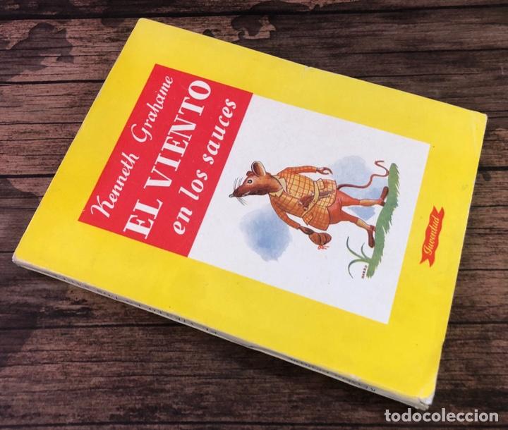 EL VIENTO EN LOS SAUCES, (EDITORIAL JUVENTUD) (Libros de Segunda Mano - Literatura Infantil y Juvenil - Cuentos)