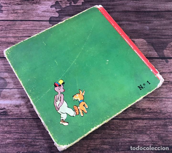 Libros de segunda mano: COLECCION NIÑOS CAPRICHOSOS, EL NEGRITO QUE QUERIA SER BLANCO, NUMERO 1, (MOLINO) - Foto 4 - 206327577