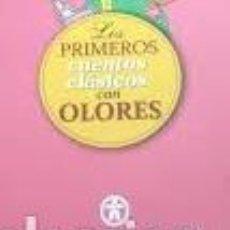 Libros de segunda mano: LOS PRIMEROS CUENTOS CLASICOS CON OLORES – CLUB INTERNACIONAL DEL LIBRO – 8 LIBROS PLASTIFICADOS. Lote 206594647
