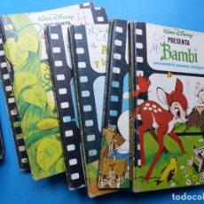 Libros de segunda mano: 29 CUENTOS DIFERENTES DE WALT DISNEY, TAPA DURA, MICKEY MOUSE, PETER PAN, DUMBO, PINOCHO - AÑOS 1980. Lote 207108018