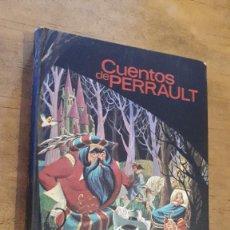 Libros de segunda mano: CUENTOS DE PERRAULT. Lote 207276112