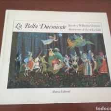 Libros de segunda mano: LA BELLA DURMIENTE AÑOS 80. ALIANZA EDITORIAL. Lote 207276437