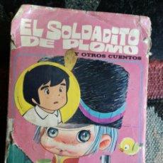 Libros de segunda mano: EL SOLDADITO DE PLOMO. Lote 207622540