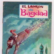 Libros de segunda mano: PRINCESITA - NÚMERO 17: EL LADRÓN DE BAGDAD - AÑO 1962 - BUEN ESTADO. Lote 207882906