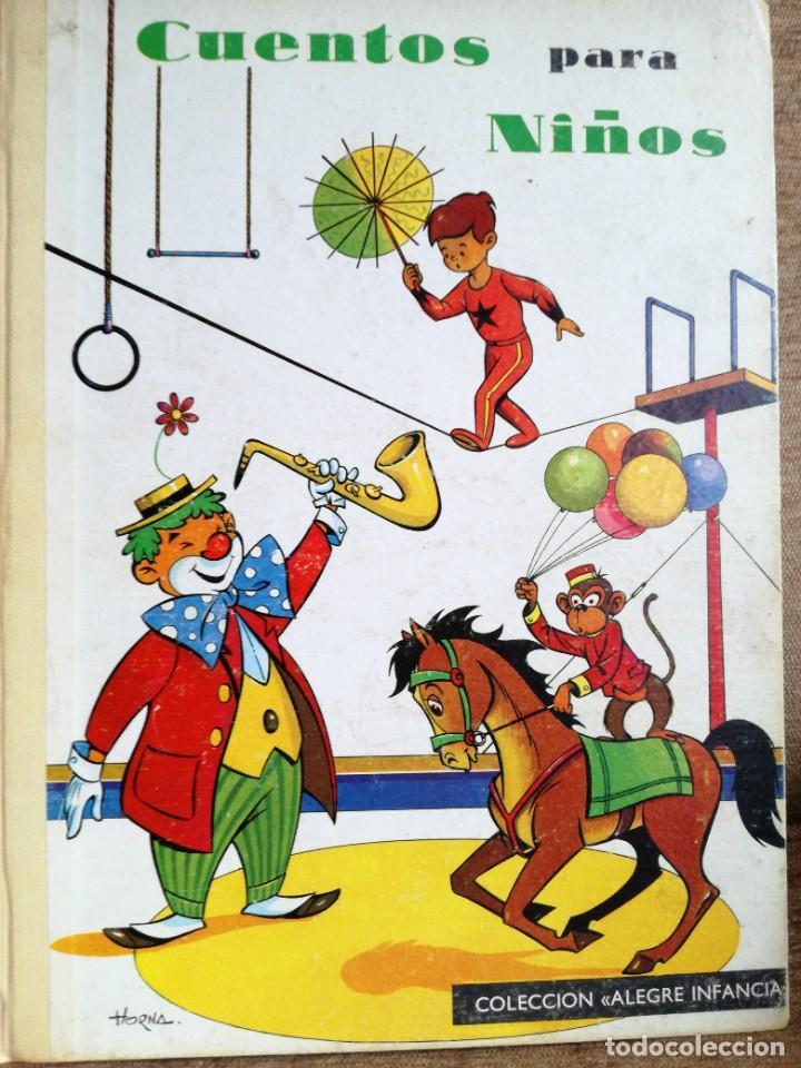 CUENTOS PARA NIÑOS (Libros de Segunda Mano - Literatura Infantil y Juvenil - Cuentos)