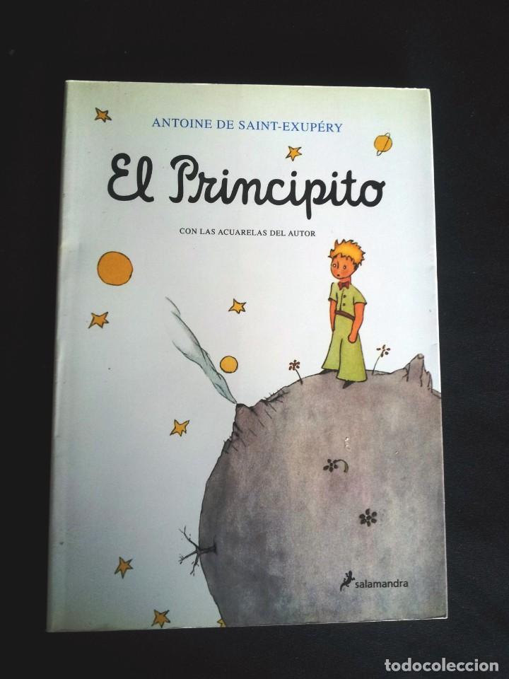 Libros de segunda mano: EL PRINCIPITO - LOTE DE 5 LIBROS - LEER DESCRIPCION, ANTOINE DE SAINT Y CHARLES MORRIS - Foto 2 - 208061382
