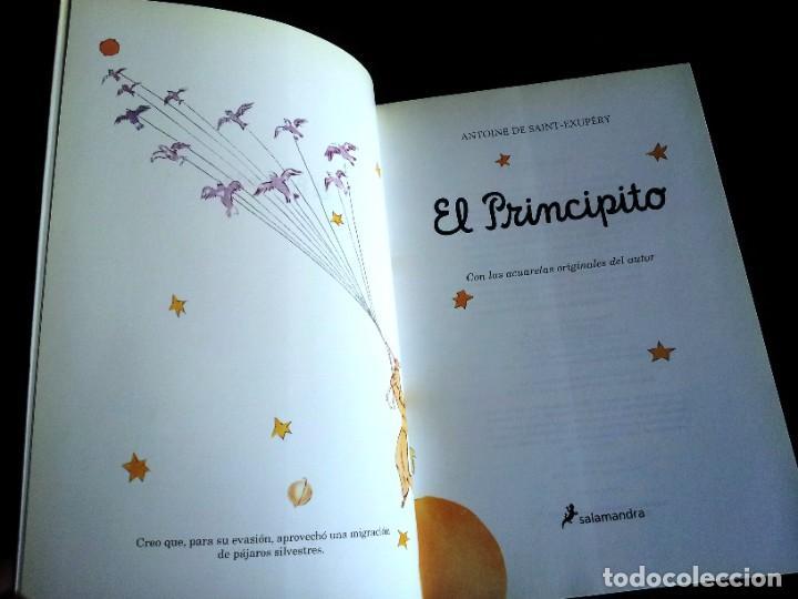Libros de segunda mano: EL PRINCIPITO - LOTE DE 5 LIBROS - LEER DESCRIPCION, ANTOINE DE SAINT Y CHARLES MORRIS - Foto 4 - 208061382