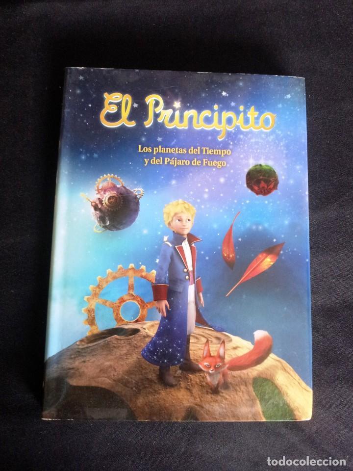 Libros de segunda mano: EL PRINCIPITO - LOTE DE 5 LIBROS - LEER DESCRIPCION, ANTOINE DE SAINT Y CHARLES MORRIS - Foto 6 - 208061382