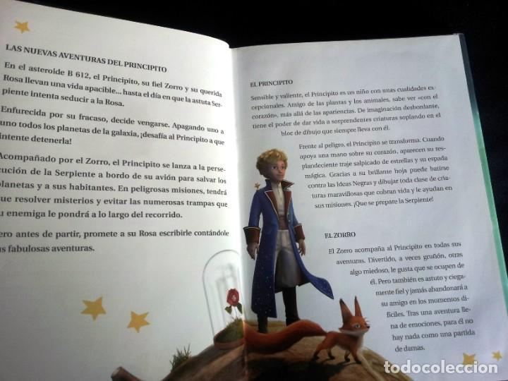 Libros de segunda mano: EL PRINCIPITO - LOTE DE 5 LIBROS - LEER DESCRIPCION, ANTOINE DE SAINT Y CHARLES MORRIS - Foto 8 - 208061382