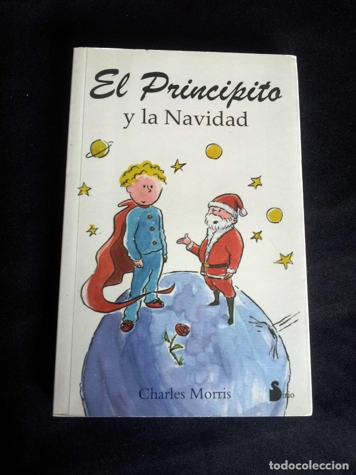Libros de segunda mano: EL PRINCIPITO - LOTE DE 5 LIBROS - LEER DESCRIPCION, ANTOINE DE SAINT Y CHARLES MORRIS - Foto 12 - 208061382